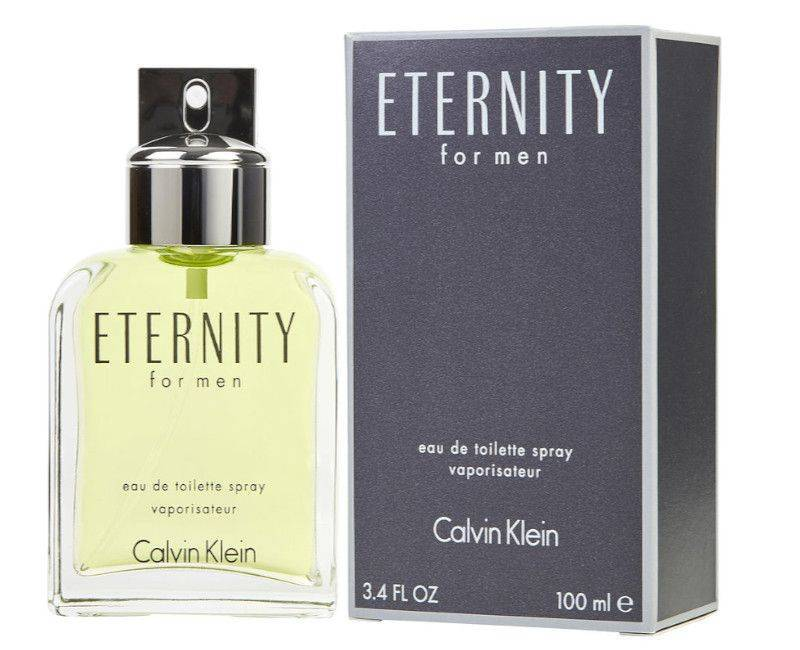 Eternity for Men Eau de toilette Spray 100ml Cologne