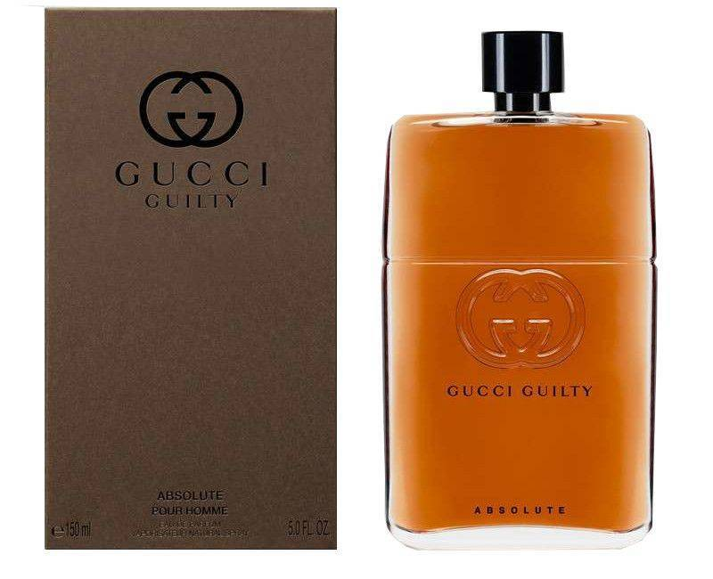 Gucci Guilty Absolute Pour Homme 150ml Cologne