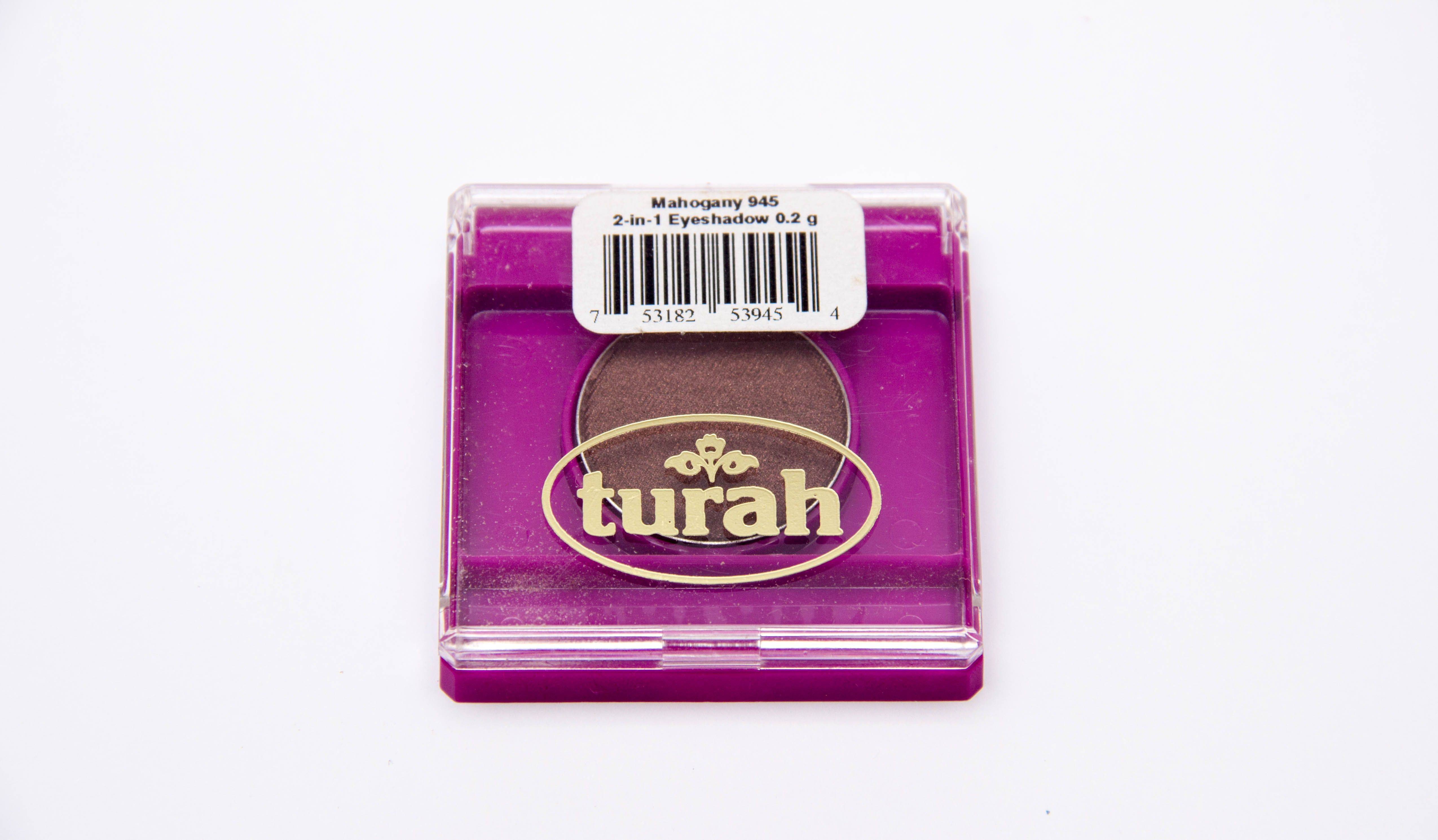 Turah 2-in-1 EyeShadow - Mahogany PE945