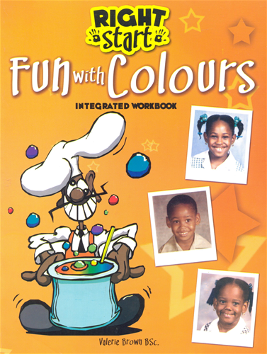 Right Start Fun with Colours