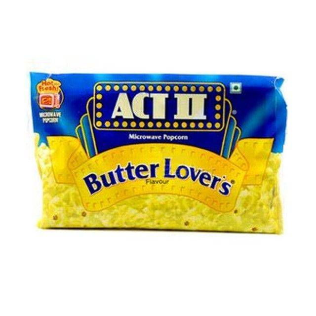 Act II Butter Lovers Popcorn 32ct.