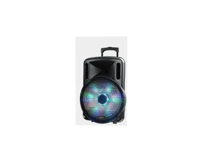 "Organic Electronics AL 1527 15"" Subwoofer Trolley With Wheels"