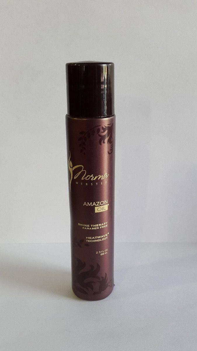 Norma Webster Amazon Oil Shine Therapy 2.3 fl. oz.