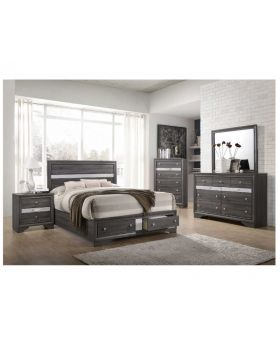 Andrew 6 Pieces King Size Bedroom Set