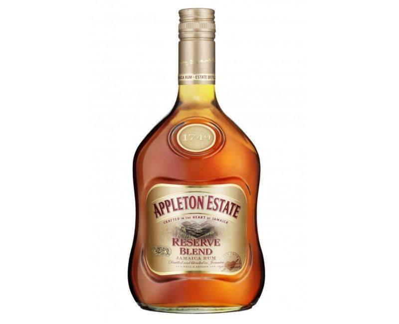 Appleton Estate Reserve Blend Jamaican Rum 750ml