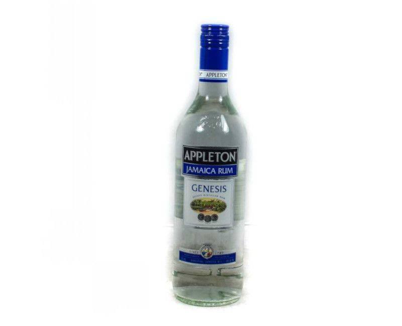 Appleton Genesis Jamaica Rum 750ml
