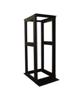 "Nexxt 19"" Steel 4 Post Open Rack 4Ft"