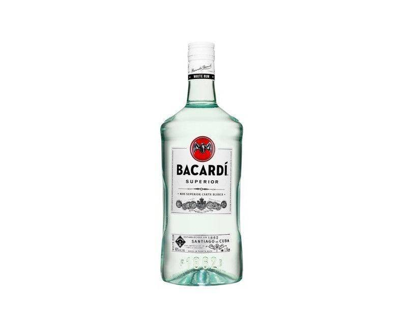 Bacardi Superior Carta Blanca - White Rum 750ml