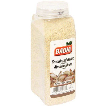 Badia Granulated Garlic, 24 oz