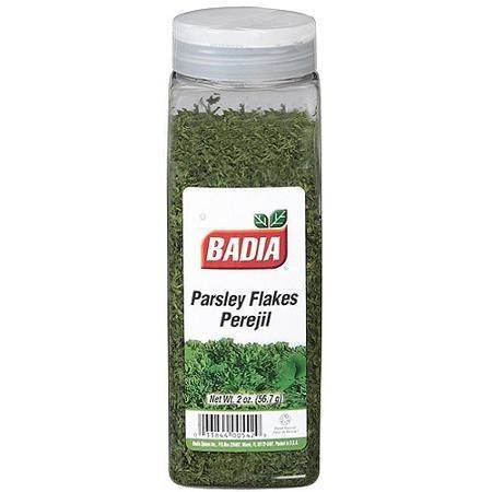 Badia Parsley Flakes - 2 oz