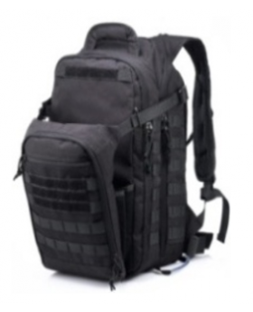 Yakeda Backpack 600D polyester with PU coating TAN/BLACK/OD GREEN