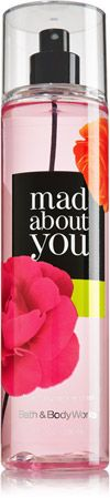 Bath and Body Works Mad About You Fine Fragrance Mist
