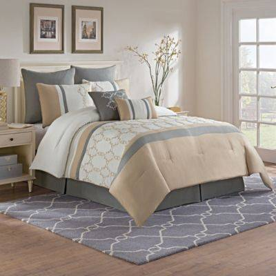 Bellini 8pc Complete Bed Set Queen