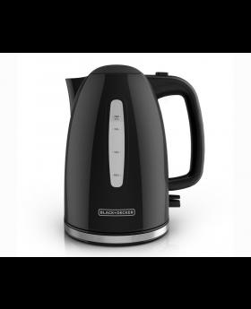 Black + Decker 1.7 L Rapid Boil Electric Cordless Kettle