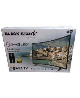 Black Star Curved 39 Inch Smart LED TV