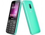 Blu Janet GSM Dual-SIM Cell Phone Unlocked in Green