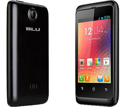 Blu Star Jr Cellphone (Black)