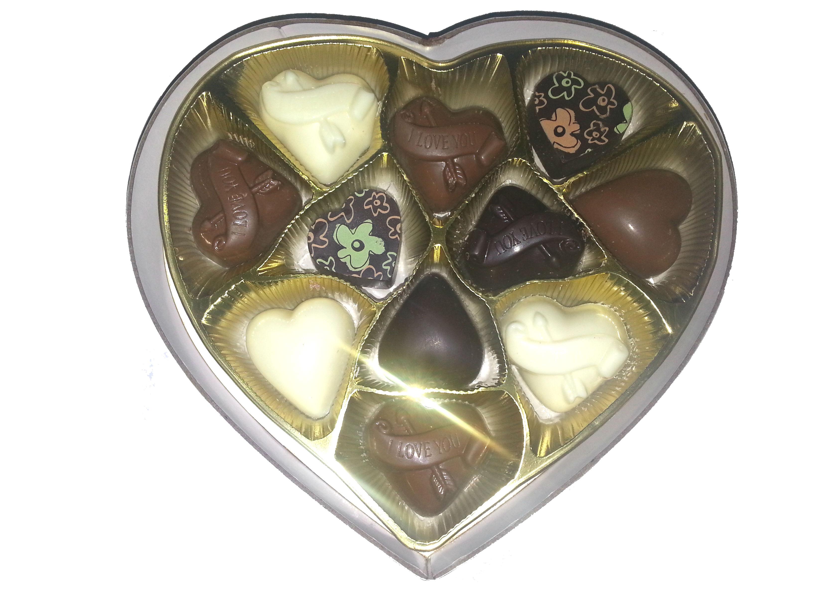 Box 'O' Hearts