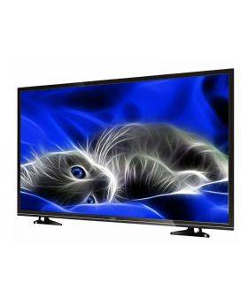 Blackpoint hd led tv with 2 remotes & free hdmi elite