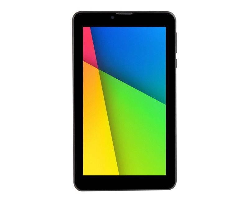"""3G 7"""" Dual Sim Blacksonic Tablet"""