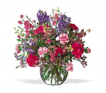 Burst of Joy Floral Arrangement