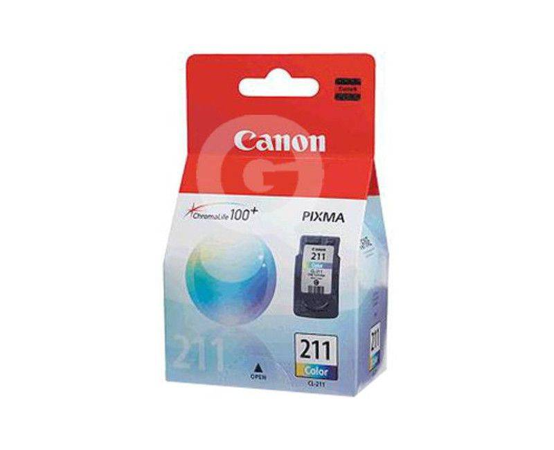 Canon CL-211 LAM Color for Ink Jet Printer MX-320