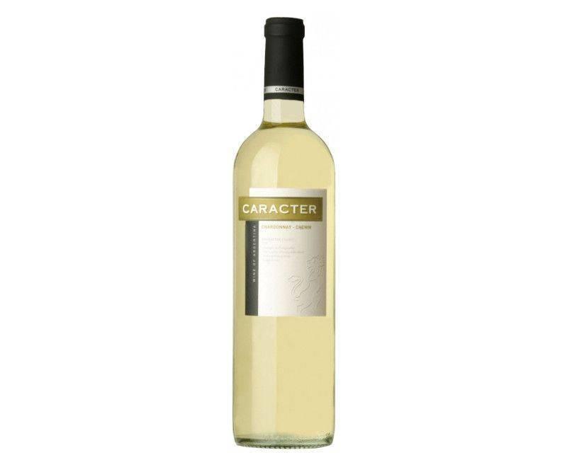 Caracter Chardonnay - Chenin Wine of Argentina 750ml
