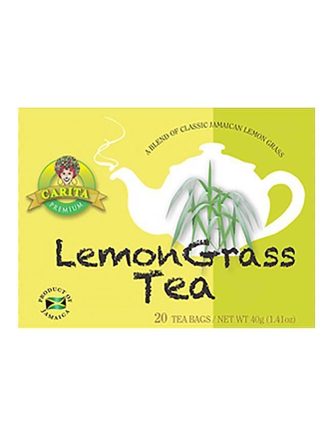 Lemon Grass Tea
