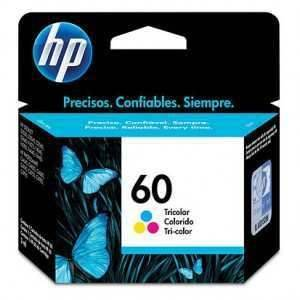 HPc CC643WL #60 Tri-color Ink  165 pages