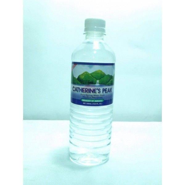 Catherine's Peak Water 500ml
