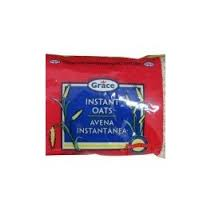 Grace Instant Oats Cereal 398 Grams