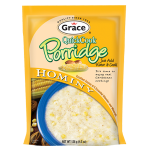 Grace Quick Cook Hominy Cereal 130 Grams