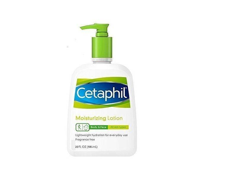 Cetaphil Moisturizing Lotion 20 oz
