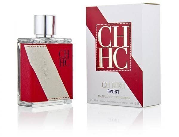 CH Men Sport by Carolina Herrera for Men Eau de Toilette 3.4oz
