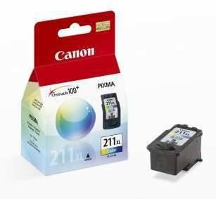 Canon CL-211XL Color for Ink Jet Printer MP230/MX420