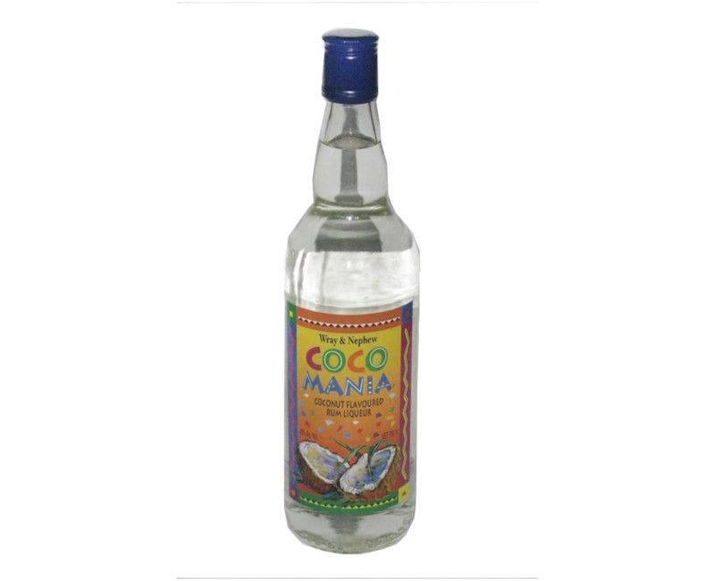 Coco Mania Coconut Flavoured Rum Liqueur 750ml