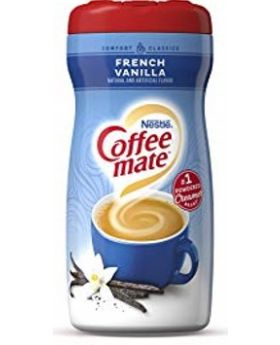 COFFEE MATE French Vanilla Powder Creamer 425.2g Bottle