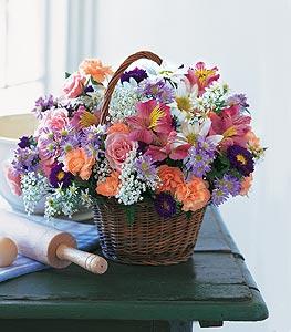 Country Days Floral Arrangement