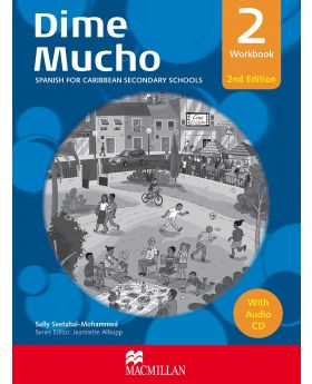 Dime Mucho: Spanish for Caribbean Secondary Schools Workbook 2