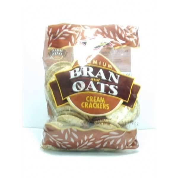 Excelsior Bran & Oats Cream Crackers 113g