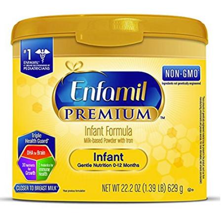 Enfamil Premium Lipil 629g Baby Formula