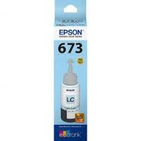 Epson 673 Ink Bottle Cyan