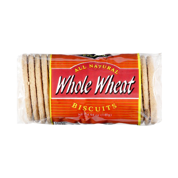 Excelsior Whole Wheat Biscuit 140g