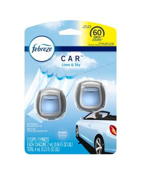 Febreze Car Vent Air Freshener Clips