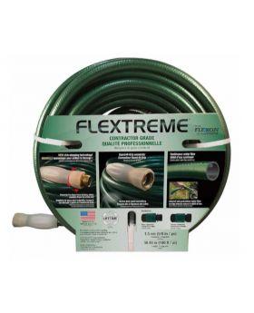 "Flextreme Contractor Grade 5/8"" 100 Ft. Length Hose by Flexon"