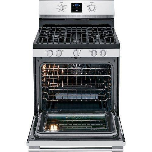 Frigidaire Professional Stainless Steel FPGF3077QF Gas Stove