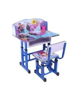 Frozen Characters Chair & Desk Set for Kids (ages 3-8)