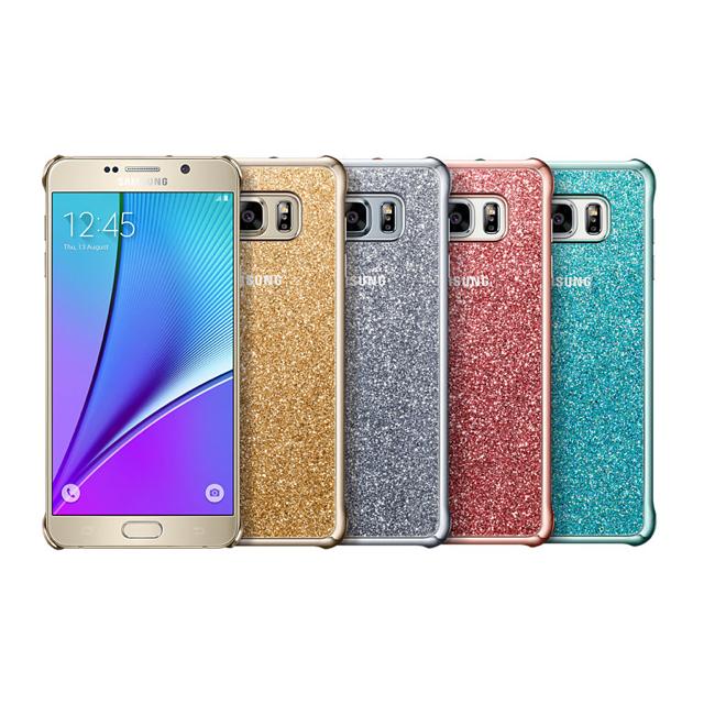 Samsung Glitter Cover