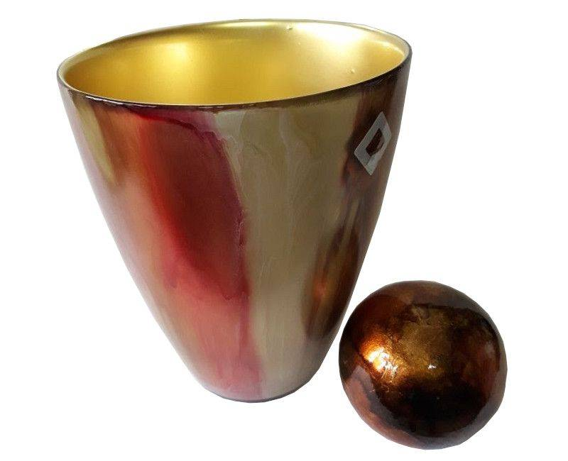 Gold Interior Accent Bin (Orb not included)