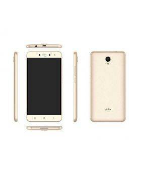 "Haier G61 Dual Sim - LTE 64 bit Quad Core 5.5"" 16GB 1GB RAM Dual Flash Factory Unlocked Smartphone All sides"